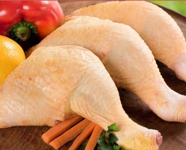 Pollo. Pollo congelado de primera calidad