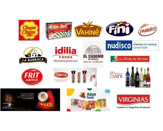 Anagrama de empresas. Trabajamos con principales marcas