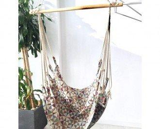 Hamaca Venus. Perfecta para cualquier rincón del hogar, terraza o jardín