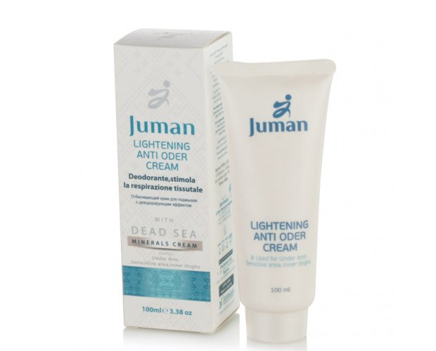 Fragancias y Desodorantes. Desodorantes. Crema rica en minerales del Mar Muerto