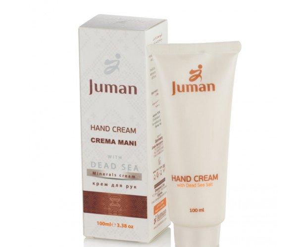 Cremas Corporales Naturales. Cremas de Manos Naturales. Una crema rica en minerales del Mar Muerto que hidrata las manos agrietadas y evita el envejecimiento en el futuro.