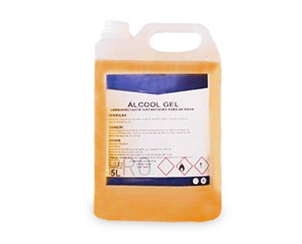 Gel Hidroalcohólico.Acción inmmediata para la eliminación de bacterias y otros agentes patógenos