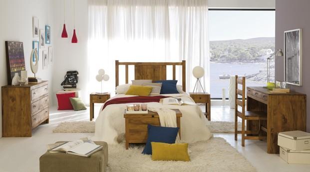 Ambiente dormitorio . Conjuntos de dormitorio especiales