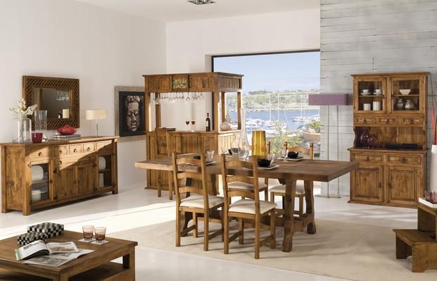 Mobiliario de Comedor.Variedad de muebles para comedor
