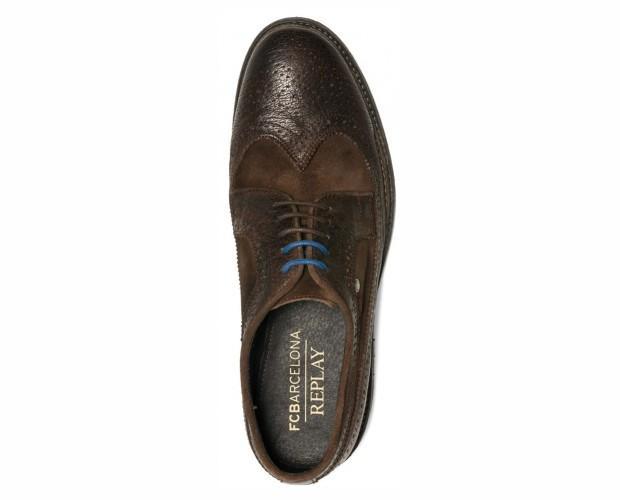 Zapatos Planos de Mujer.FCB Replay