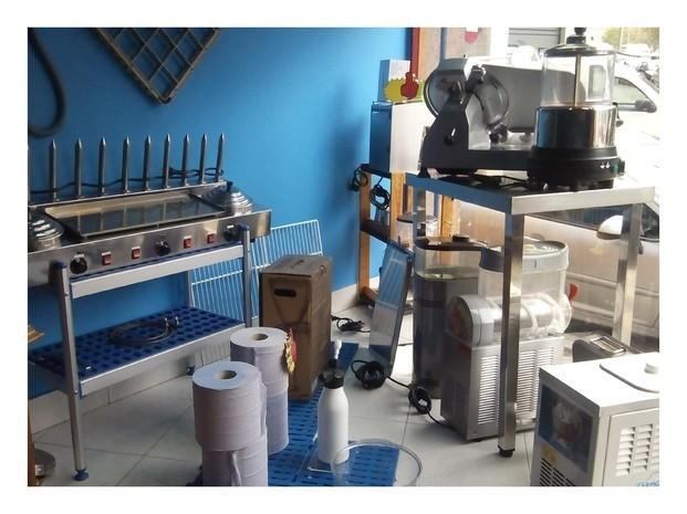 Maquinaria para hostelería. Variedad de productos
