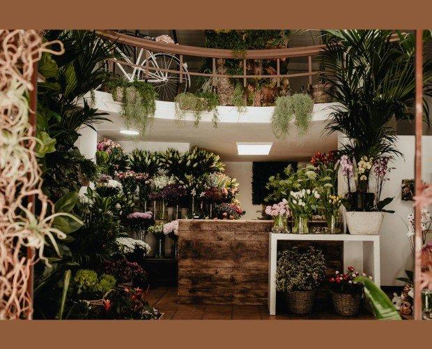 Flores.Somos una tienda de flores y plantas familiar y con mucho encanto.
