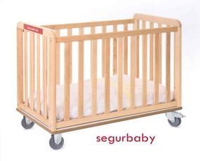 Mobiliario para Bebé.Cuna de evacuación para escuelas infantiles