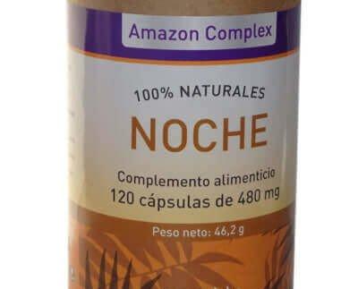 Complementos Nutricionales para Sistema Nervioso.Usada en estados de nerviosismo ligero y trastornos del sueño
