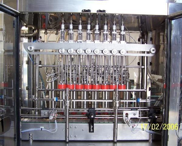 Fabricación de maquinaria. Especialistas en maquinaria de envasado