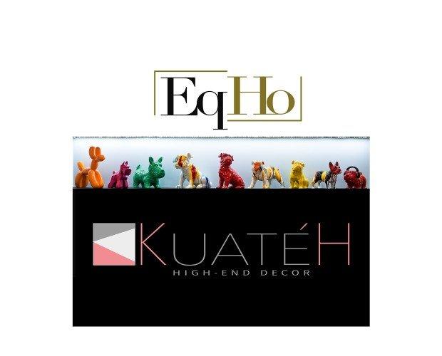 Kuateh-Decoración. Alegres y desenfadas figuras decorativas de tendencia.