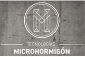 Tecnologías Microhormigón