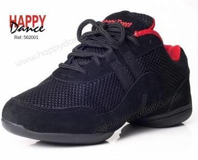 Sneakers. Sneaker ante-lona sin cámara de aire