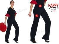 Pantalón de flamenco