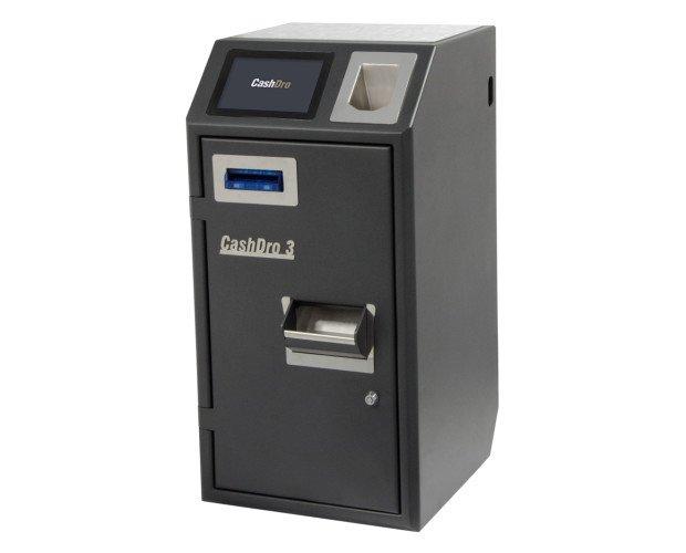 Cashdro 3. El más seguro y versátil del mercado