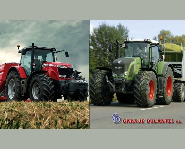 . Tractores