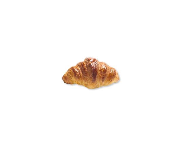 Mini croissant recto. Estudia nuestro catálogo y toda la bollería congelada