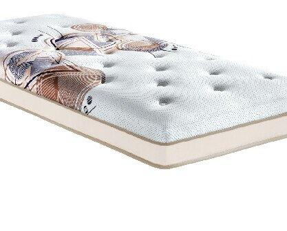 Colchón Cocoa. Los materiales naturales utilizados en su fabricación, ayudan a prevenir alergias