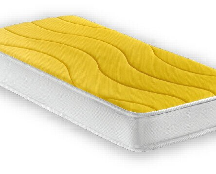 Colchón Cuna Twist. El núcleo está fabricado en una sola pieza para proporcionar un mayor confort