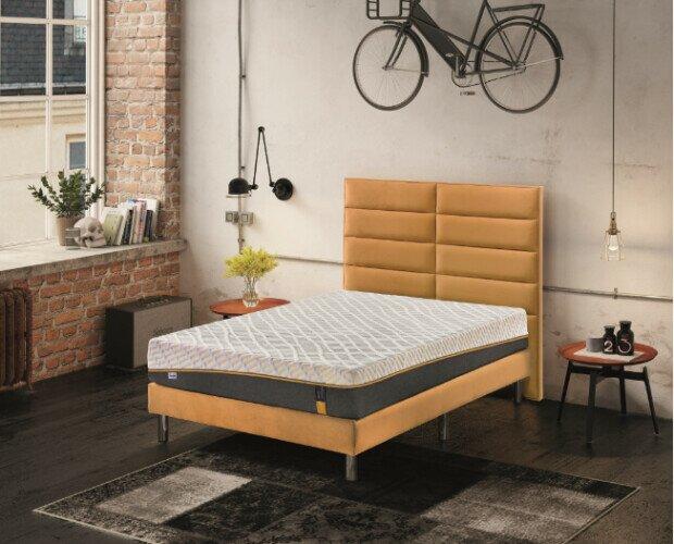 Spectra. Un colchón muy cómodo y articulable