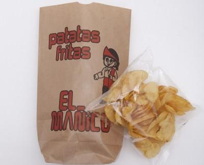 Patatas fritas El Mañico