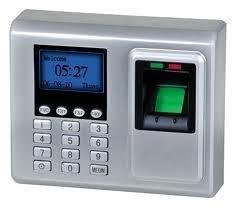 Controles de Acceso. Sistemas de seguridad