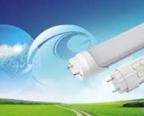 Tubos LED. Todo en ahorro energético