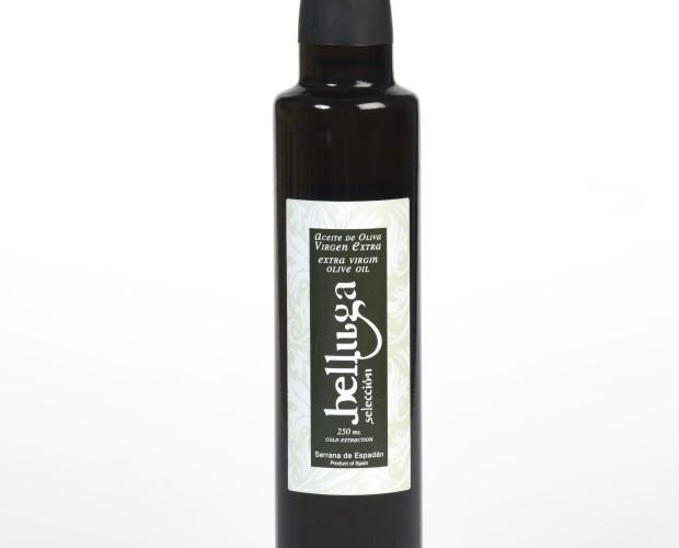 Aceite de oliva 250 ml. Aceite afrutado y suave