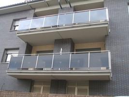 Barandas para balcones