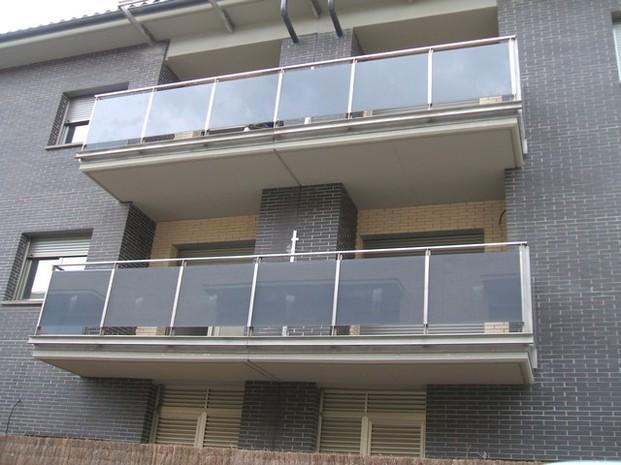 Imagenes De Barandales Para Balcones Barandal De Solera Para Balcn - Balcones-aluminio