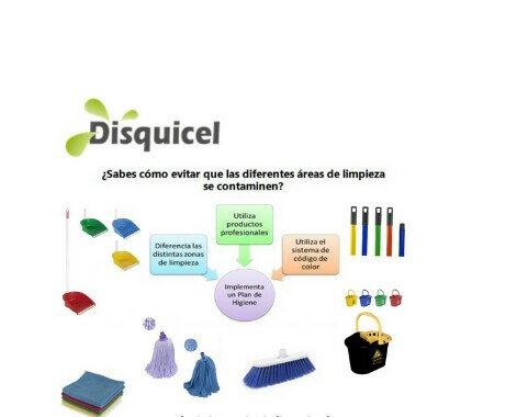 Complementos para la limpieza. Artículos para la limpieza (fregonas, recogedores,escobas,palos,cubos de fregar, ...