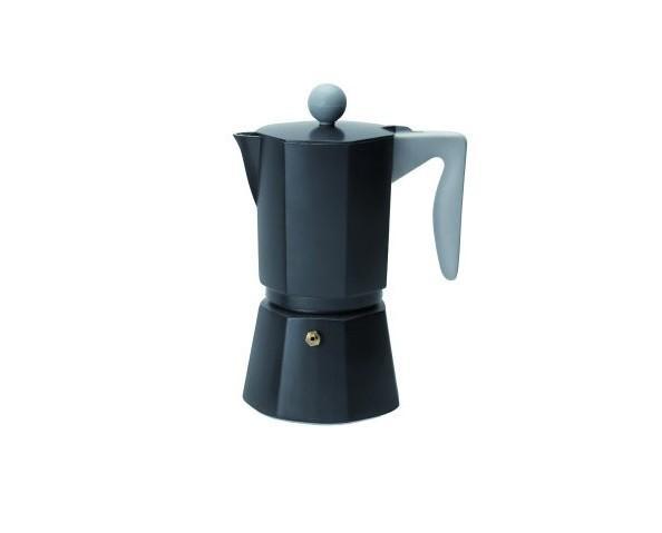 Cafeteras. De aluminio, da para seis tazas