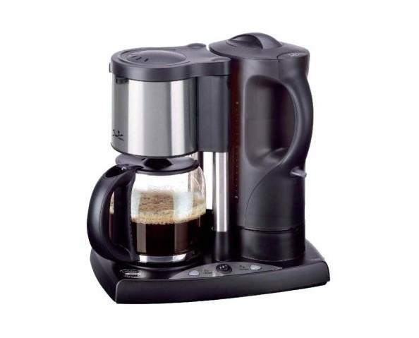 Electrodomésticos. Cafetera eléctrica con filtro permanente