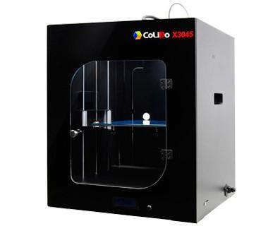 Impresora 3D. Su gran volumen de impresión la convierte en el equipo ideal para el sector industrial