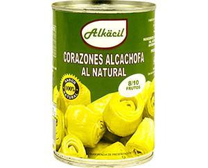 Corazones de alcachofas