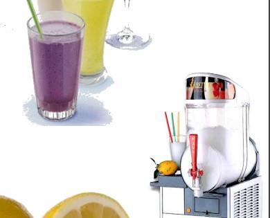 Granizados. 18 sabores con una sola máquina!