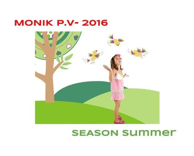 Ropa Infantil. Vestidos Infantiles. Primaver Verano 2016