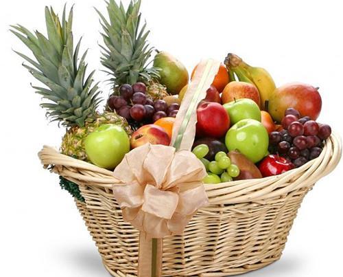 Frutas. Tenemos todas las frutas