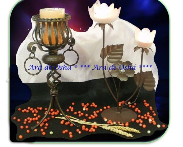 Lámparas de Sobremesa de Forja. Calidad al mejor precio