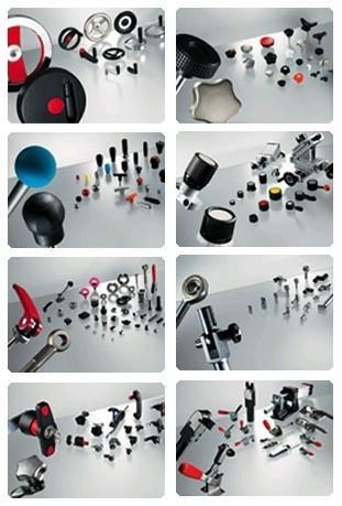 Nuestro Trabajo. Fabricación de piezas, Maquinaría industrial, asas