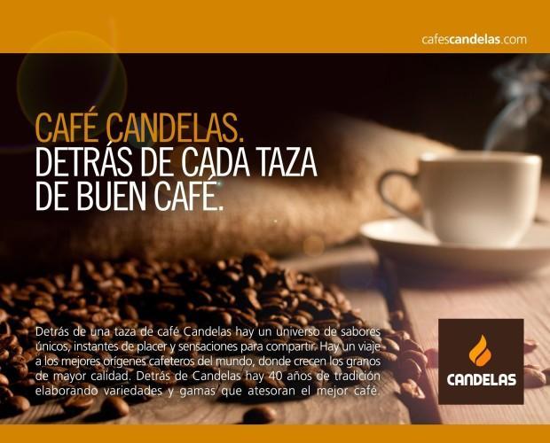 Cafés Candelas. Descubre nuestro café