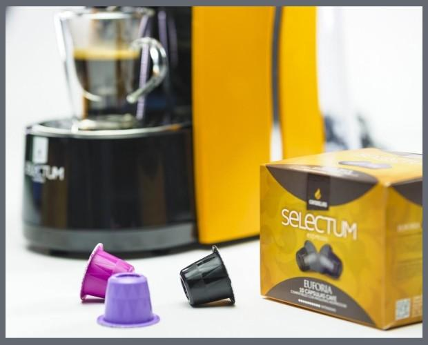 Selectum Espresso. Café en cápsulas