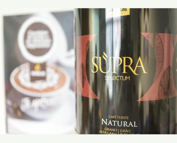 Supra. Café en grano tueste natural