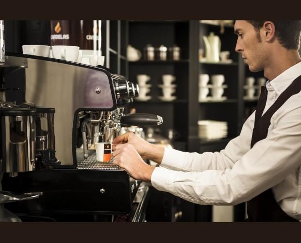 Barista Candelas. Café para hostelería