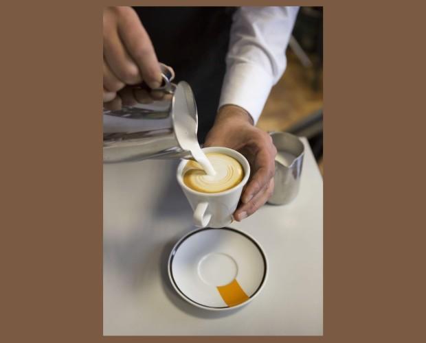 Latte Art. El arte de servir el café