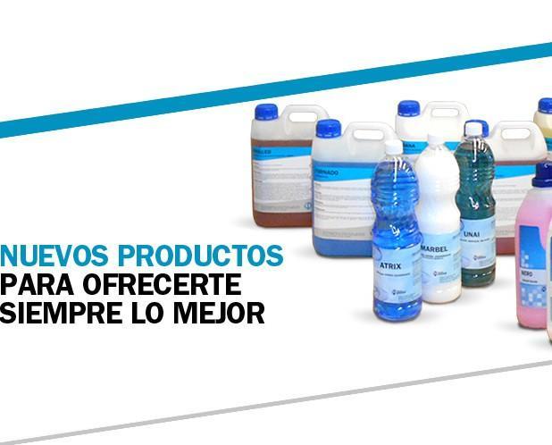 Nuevos productos. Industrias Promisur innovando para ofrecer lo mejor.