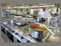 Cocinas en acero inoxidable