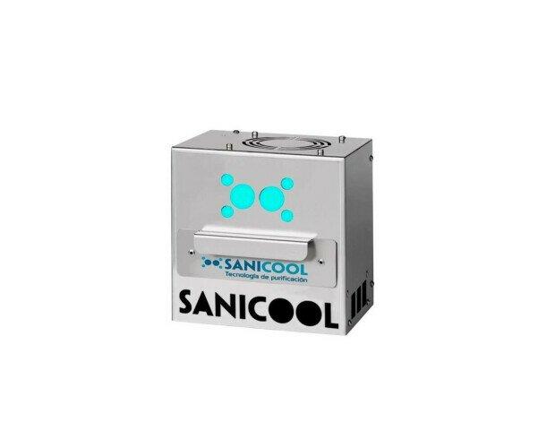Sanicool SH 50. Elimina el 99'97% de los contaminantes, incluido el Covid-19