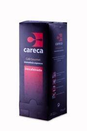 Monodosis descafeinado. Café CARECA monodosis descafeinado, 25 ud.