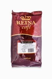Café Reina en grano. Café en grano mezcla 50-50%, 1 kg